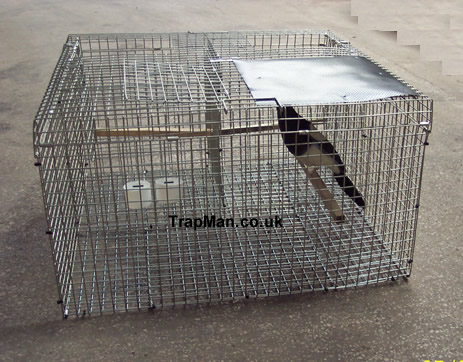 Larsen traps, side entry larsen traps
